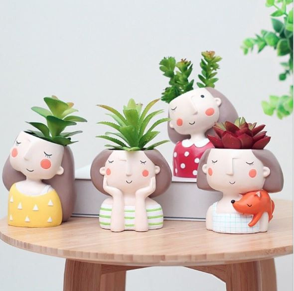 19 Charming Succulent Planters For Your Home Or Office