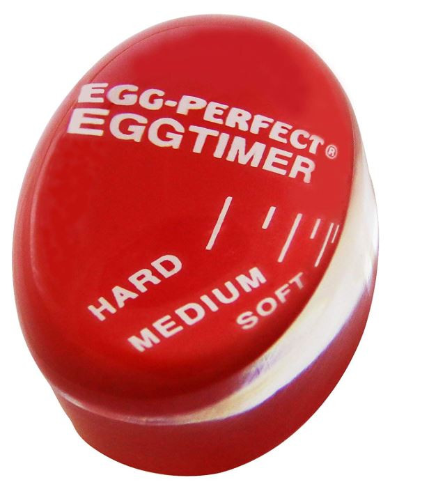 Perfect Egg Timer Helps You Get Your Eggs Right Every Time