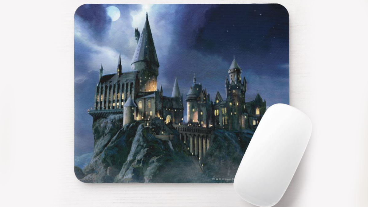 Harry Potter Hogwarts Castle Mouse Pad
