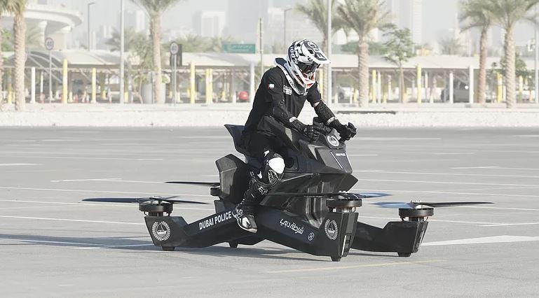 Hoversurf S3 2019 Hoverbike Now Available To The Public