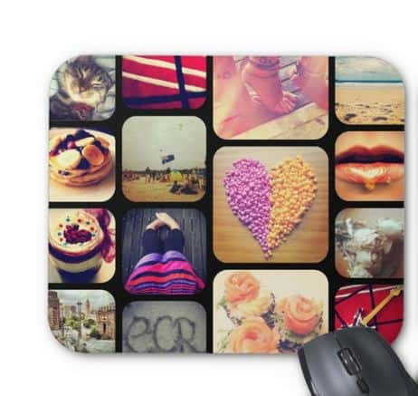 DIY Instagram Mousepad
