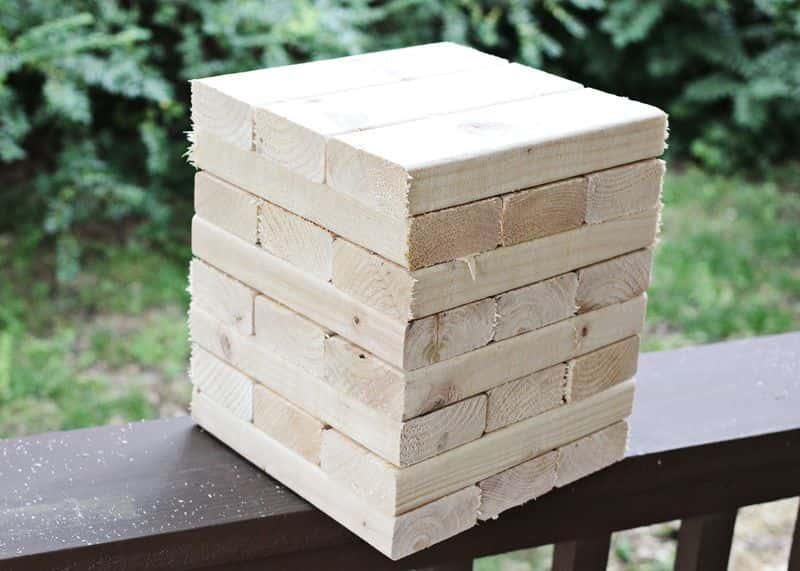 jenga giant pieces