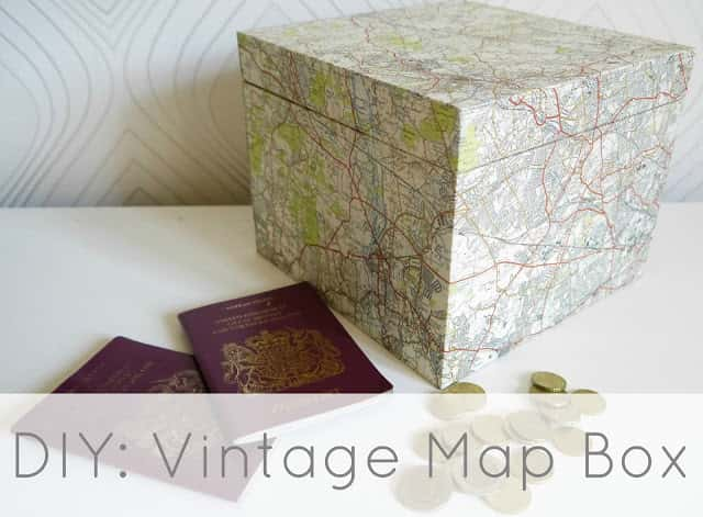 map box diy