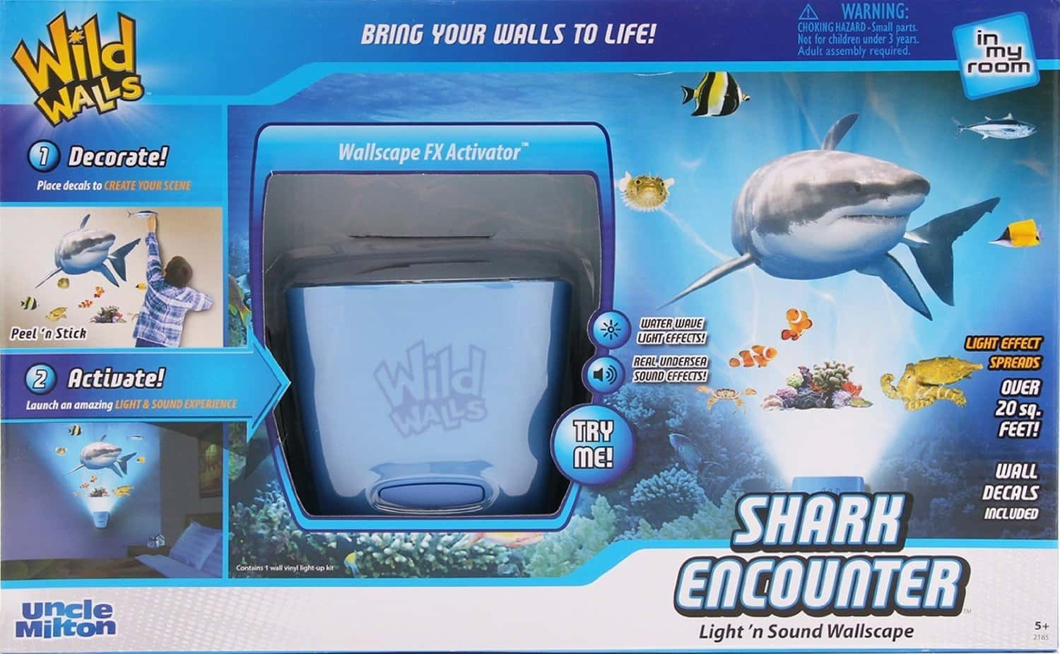Shark Wall Projector