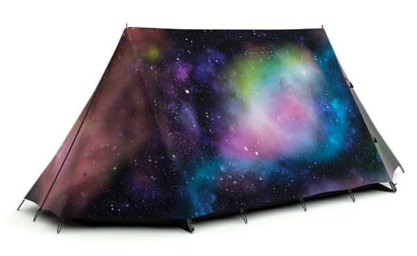 Space Tent for higher adventures