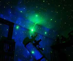 Laser Stars Projector for