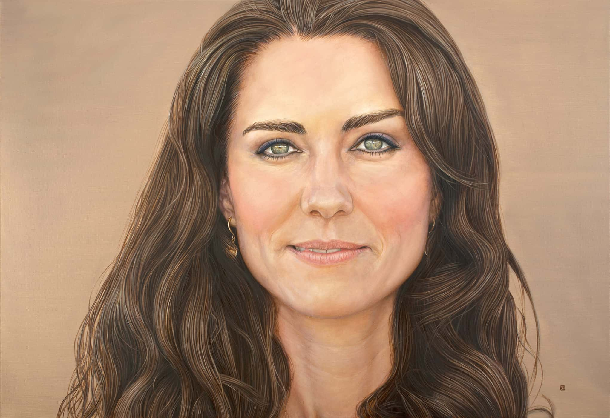 Amazing Duchess Kate Portrait