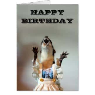Juanita birthday card