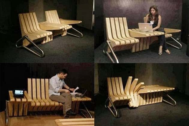 Awesome Public Benches