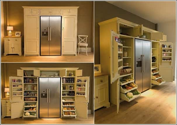 kitchen pantry idea