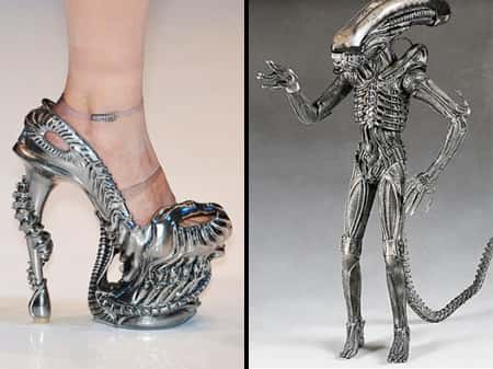 Interesting Creative Shoes