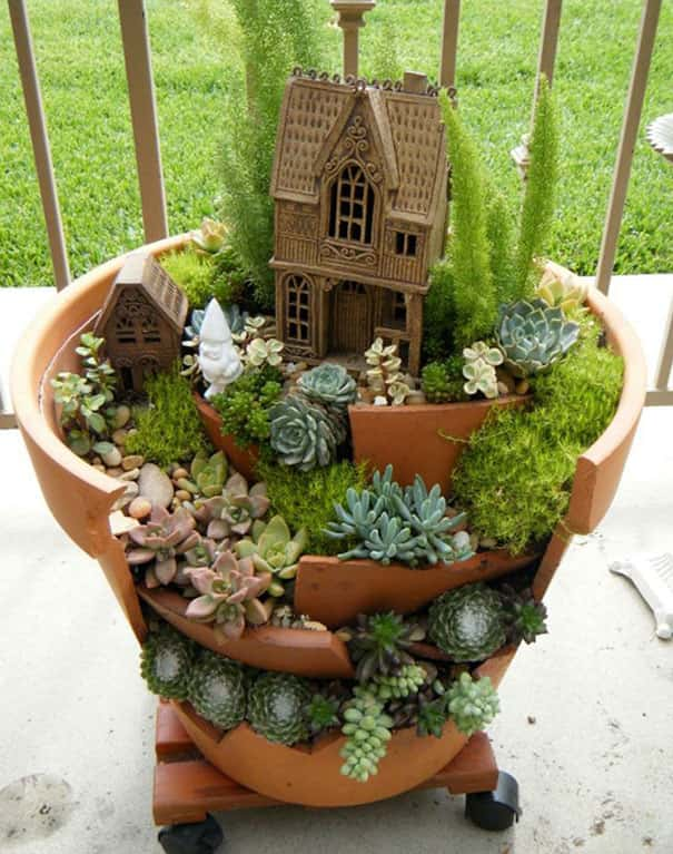 Creative Plant Pot Ideas