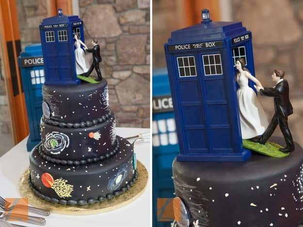Cool Geek Wedding Ideas
