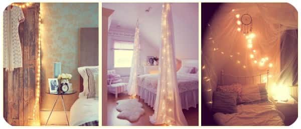 fairy lights idea
