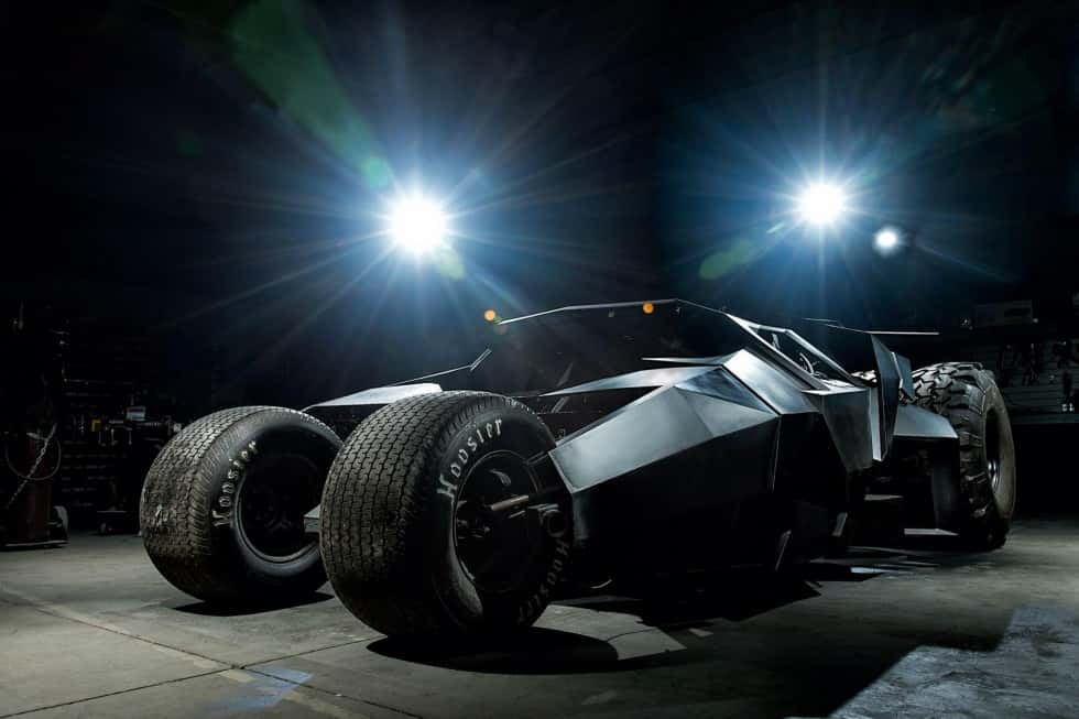 Super Cool Batman Tumbler Replica