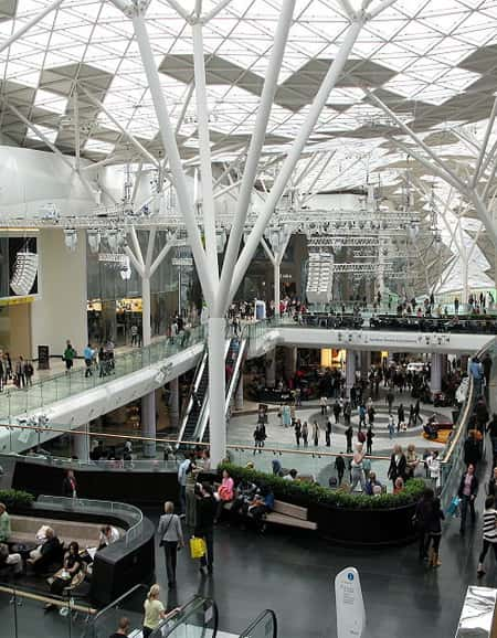 Top 10 Most Amazing Shopping Malls