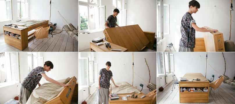 Convertible Office Bed