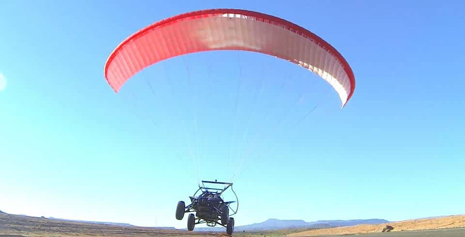 Parajet SkyRunner Flying Buggy