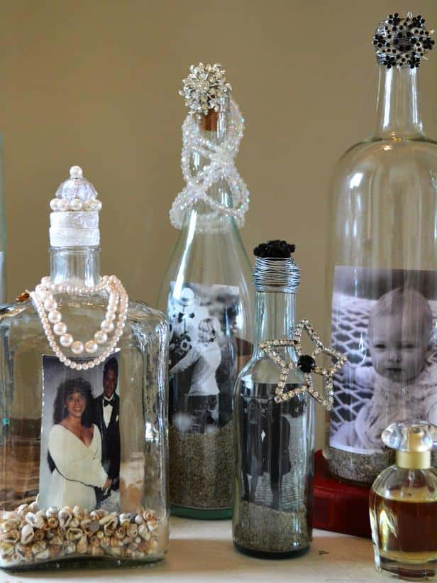 Cool Bottle Picture Frames