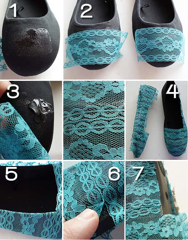 easy diy shoes
