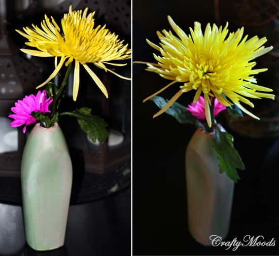 10 Minute DIY Plastic Bottle Vase