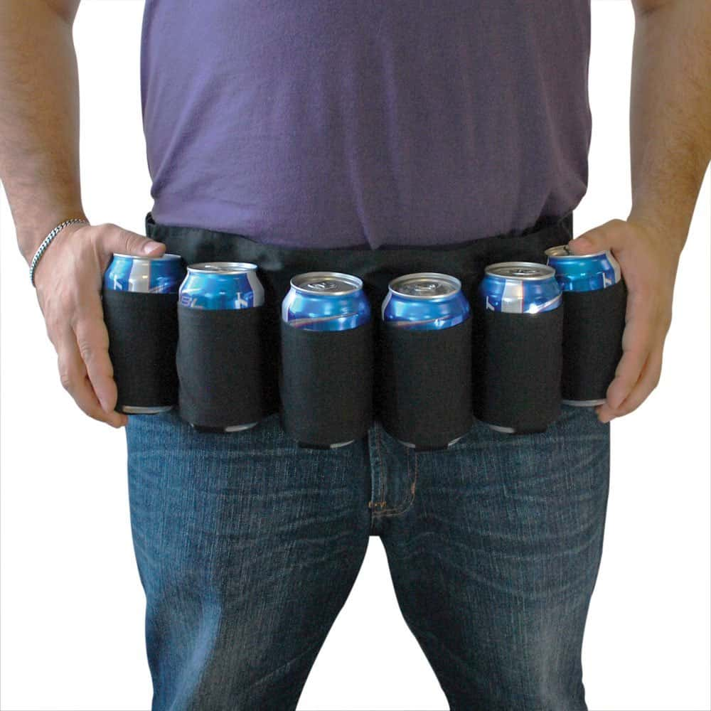 Six Pack Beer Belt
