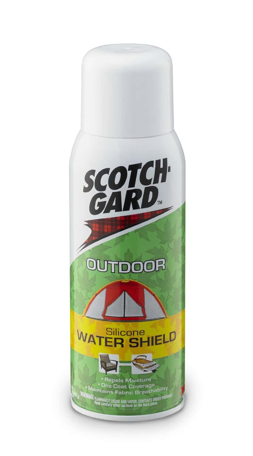 water repellent sra