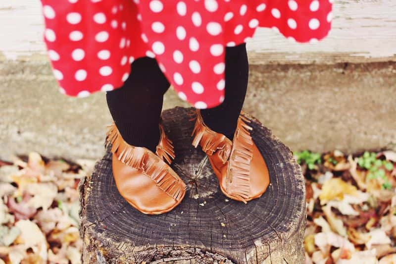 diy shoes for kids