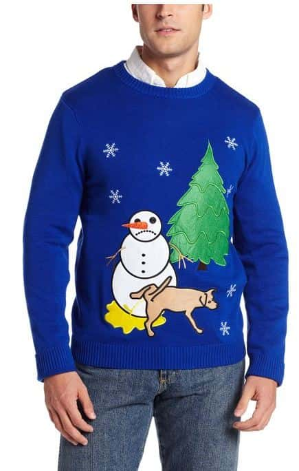 20 Ugly Christmas Sweaters for men