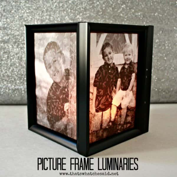 picture frame Luminery