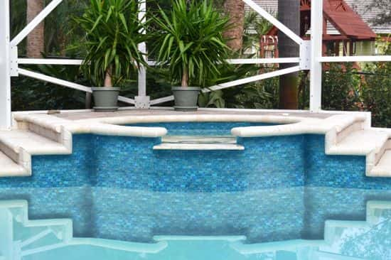 Awesome Pool Tiling Ideas
