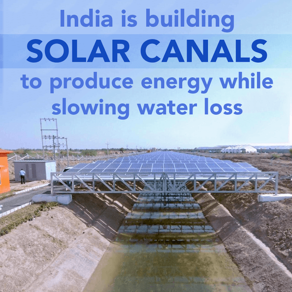 Canal Solar Power Project