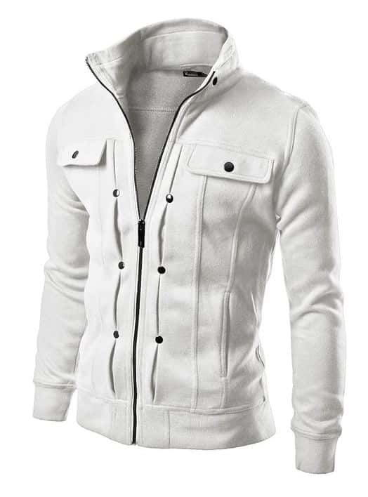 Top 20 Winter White Jackets