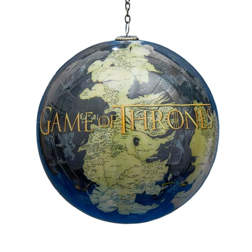 Game of Thrones Ball Ornament