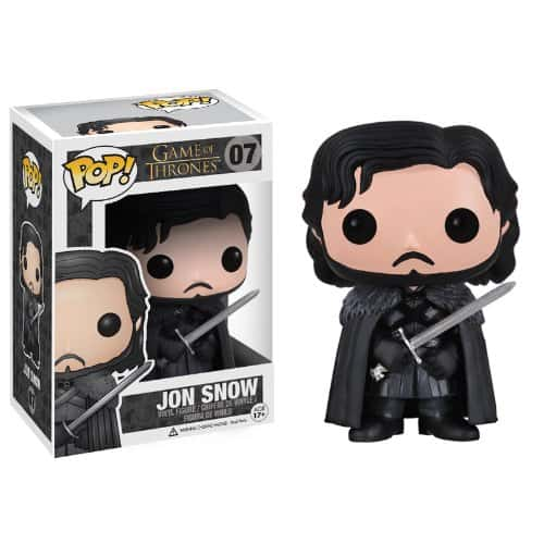 Game of Thrones Ornament John Snow