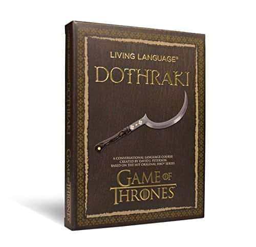 Games of thrones Dothraki