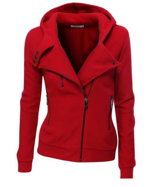 Womens swag red jacket