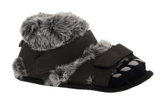 hairy feet slippers