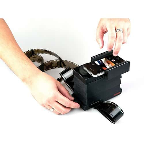 iphone film scanner