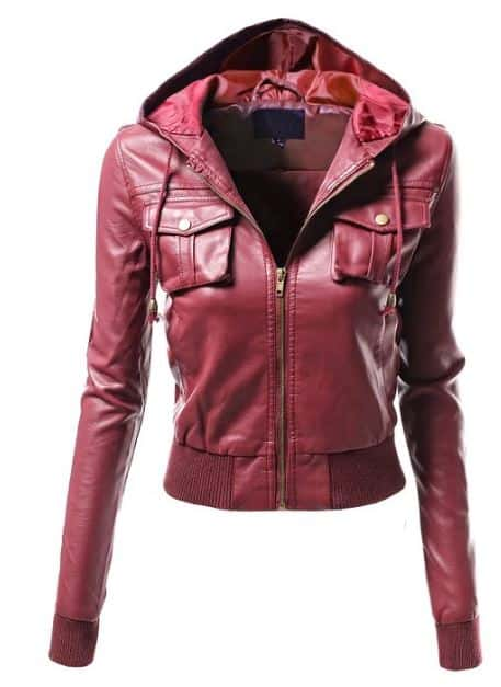 marsala jacket 2015 fashion