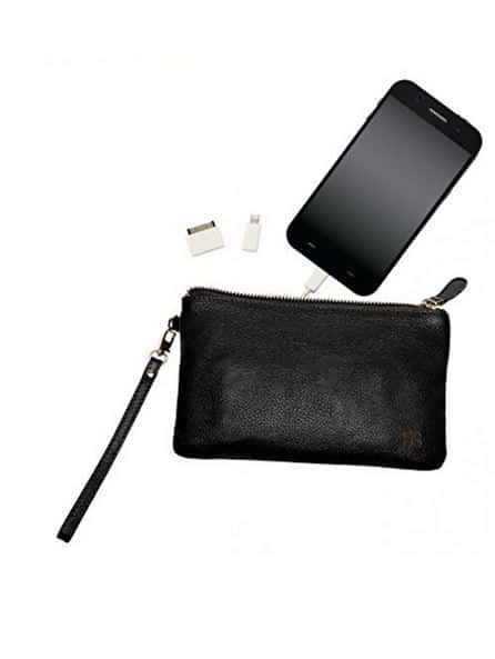 purse iphone charger