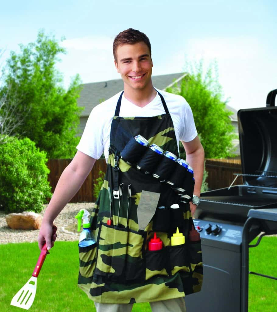 11 Fun Barbecue Aprons