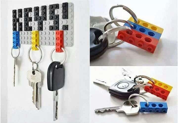 11 Cool Key Holders