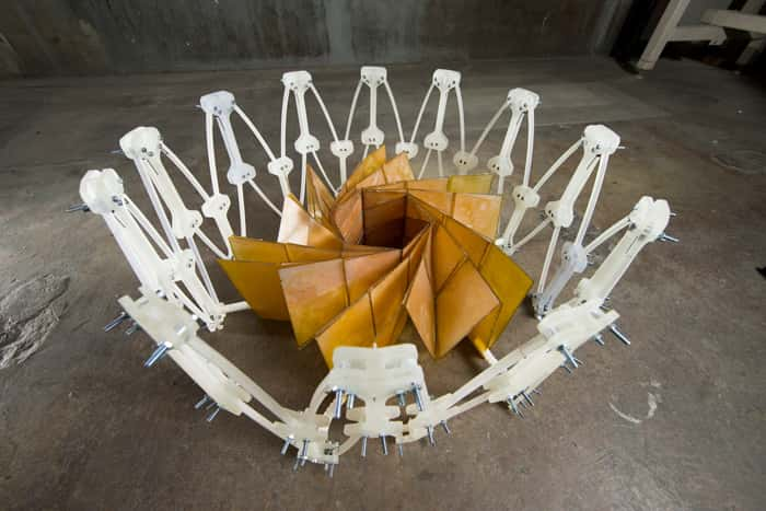 Futuristic Origami Engineering