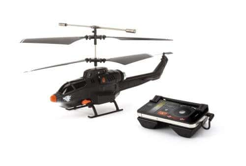android controlled helicopter