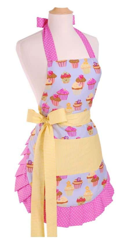 Cucake Queen Apron So Cute