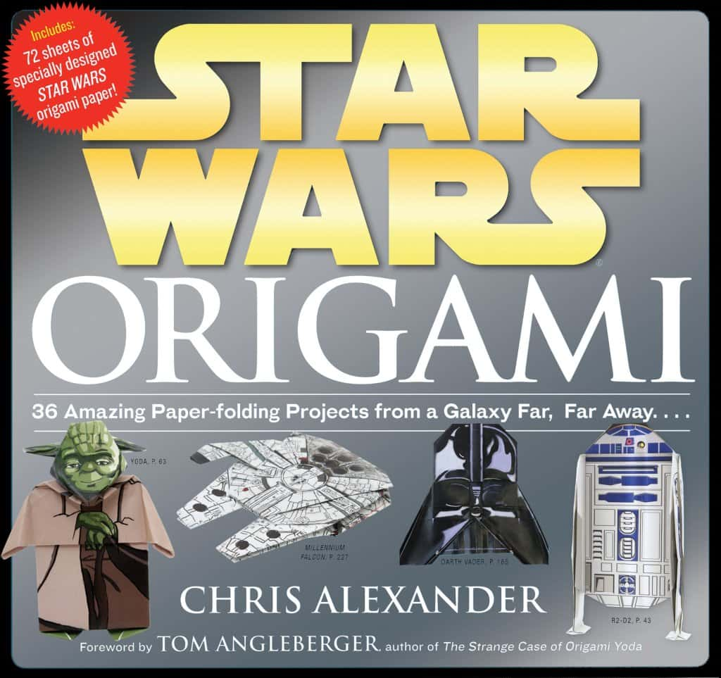 Amazing Star Wars Origami Projects