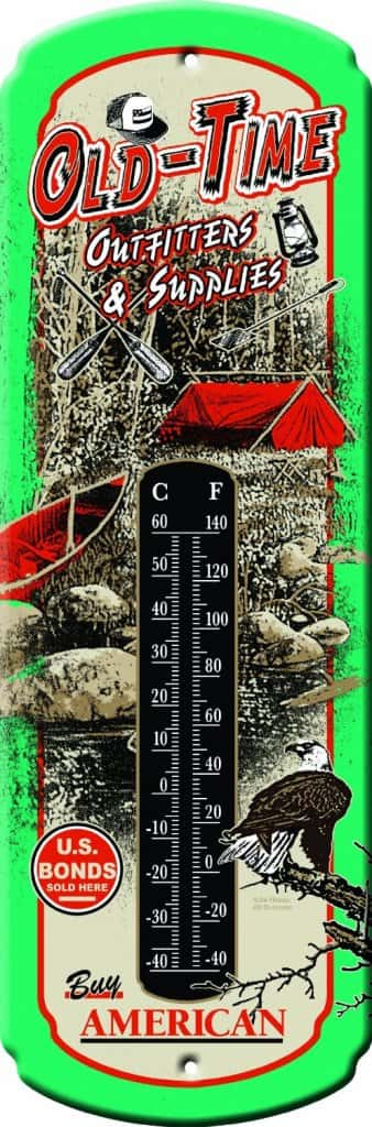 1a tin thermometer
