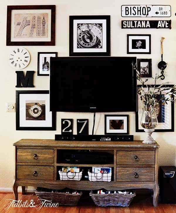 DIY Home Gallery Wall Ideas