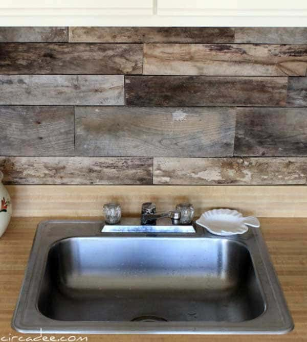10 DIY Wood Pallet Projects for the Kitchen